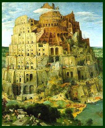 Tour de Babel par Pieter Bruegel